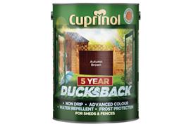 ducksback