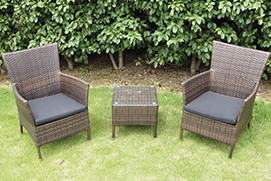 Copacabana 3 Piece Garden Furniture C&C Supplies