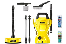 Karcher-110-Power-Washer
