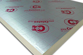 Flooring & Roofing Insulation