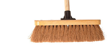 Brushes, Brooms & Handles